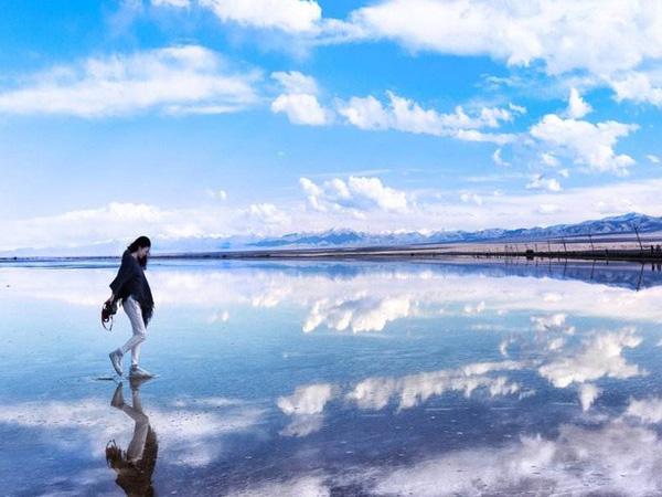 只为看到你的美 那让人心神向往的茶卡盐湖