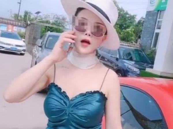 重庆保时捷女司机