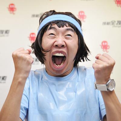 杨迪搞笑表情图片一