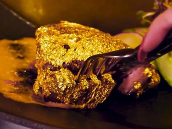 撒盐哥的黄金牛排