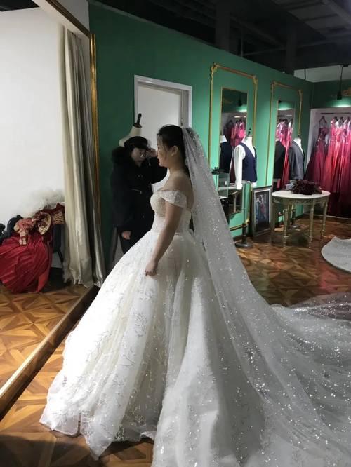 Giao哥的新娘
