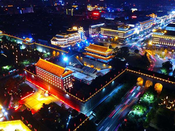 2019抖音最火的城市排行榜,上海最火,西安打卡地点最多