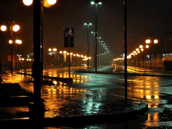 失去爱的城市