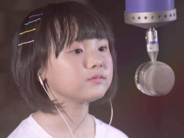 网红小学生歌手韩甜甜个人资料年龄多大,韩甜甜翻唱的歌曲有哪些
