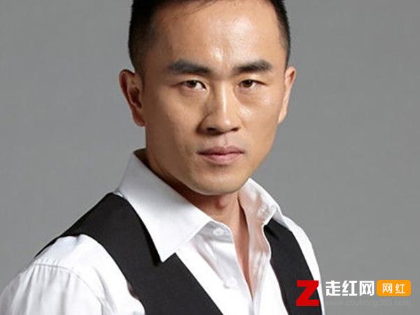 少帅赵喜顺扮演者陈良